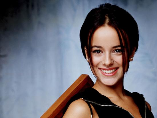 Alizée Is A French Singer From Ajaccio