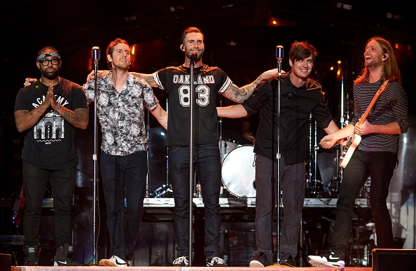 maroon-5(Photo : Christopher Polk | Getty Images Entertainment)